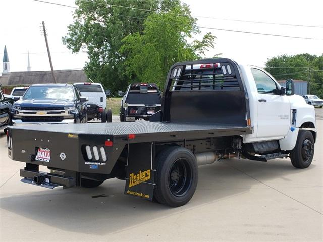 2020 Chevrolet Silverado Medium Duty Regular Cab DRW RWD, CM Truck Beds RD Model Platform Body #C20258 - photo 2