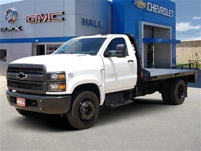 2020 Chevrolet Silverado Medium Duty Regular Cab DRW RWD, CM Truck Beds RD Model Platform Body #C20258 - photo 4