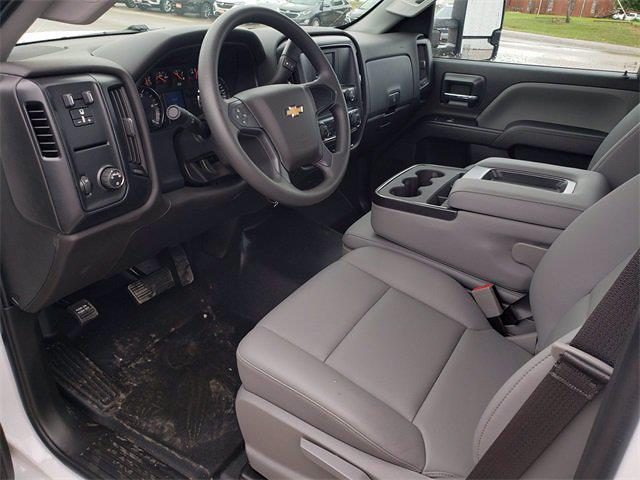 2021 Chevrolet Silverado Medium Duty Regular Cab DRW 4x2, The Muffler & Hitch Shop, LLC Platform Body #C21163 - photo 10