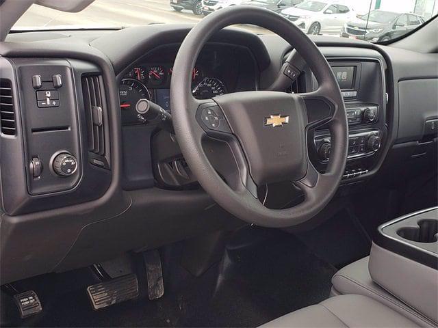 2021 Chevrolet Silverado Medium Duty Regular Cab DRW 4x2, The Muffler & Hitch Shop, LLC Platform Body #C21163 - photo 12