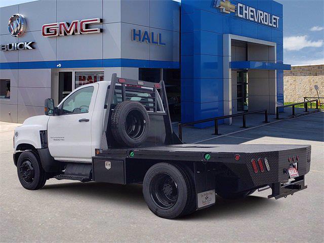 2021 Chevrolet Silverado Medium Duty Regular Cab DRW 4x2, The Muffler & Hitch Shop, LLC Platform Body #C21163 - photo 3