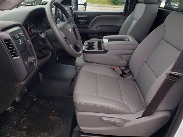 2021 Chevrolet Silverado Medium Duty Regular Cab DRW 4x2, The Muffler & Hitch Shop, LLC Platform Body #C21163 - photo 9