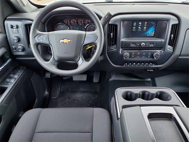 2021 Silverado 5500 Crew Cab DRW 4x4,  Cab Chassis #C21247 - photo 12