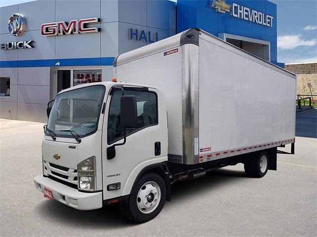 2021 Chevrolet Low Cab Forward 4x2, Morgan Dry Freight #C21377 - photo 1