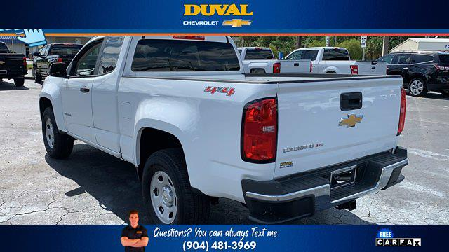 2020 Chevrolet Colorado Extended Cab 4x4, Pickup #221254 - photo 17