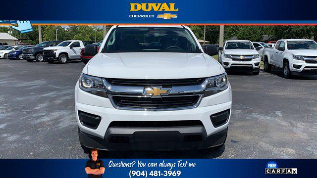 2020 Chevrolet Colorado Extended Cab 4x4, Pickup #221254 - photo 3