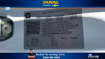 2020 Chevrolet Colorado Extended Cab 4x4, Pickup #221254 - photo 21