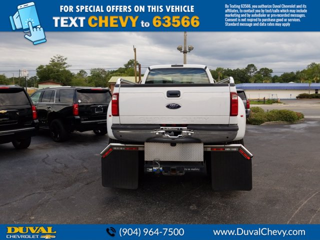 2015 Ford F-650 Crew Cab DRW RWD, Cab Chassis #698869 - photo 4