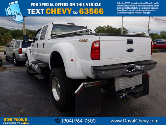 2015 Ford F-650 Crew Cab DRW RWD, Cab Chassis #698869 - photo 5
