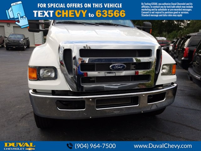2015 Ford F-650 Crew Cab DRW RWD, Cab Chassis #698869 - photo 7