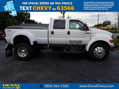 2015 Ford F-650 Crew Cab DRW RWD, Cab Chassis #698869 - photo 3