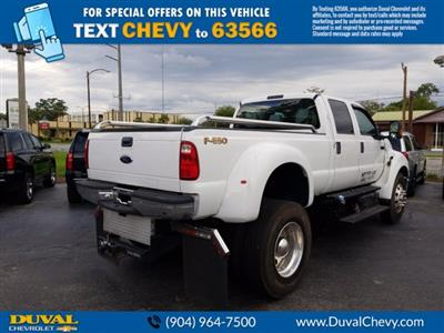 2015 Ford F-650 Crew Cab DRW RWD, Cab Chassis #698869 - photo 2