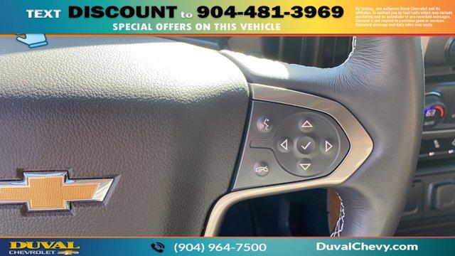2018 Chevrolet Silverado 2500 Crew Cab 4x4, Pickup #JF119164 - photo 17