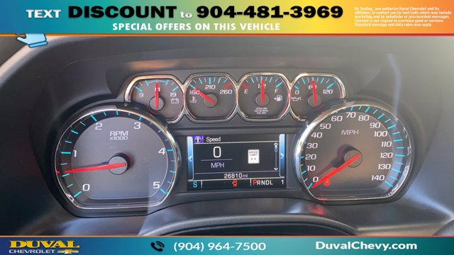 2018 Chevrolet Silverado 2500 Crew Cab 4x4, Pickup #JF119164 - photo 18