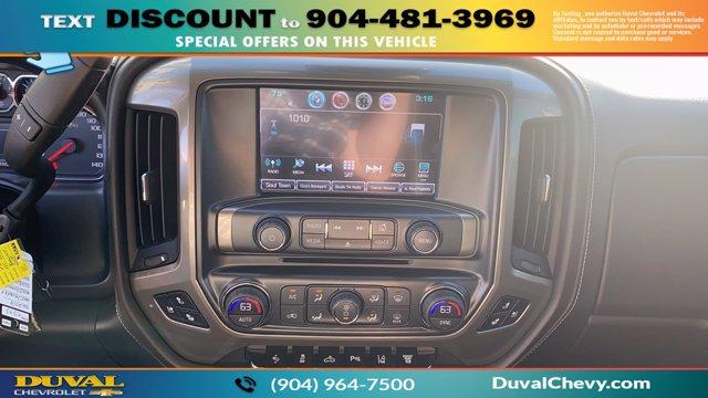 2018 Chevrolet Silverado 2500 Crew Cab 4x4, Pickup #JF119164 - photo 19
