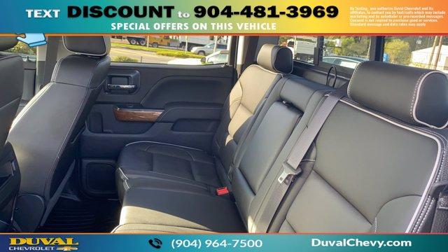 2018 Chevrolet Silverado 2500 Crew Cab 4x4, Pickup #JF119164 - photo 28