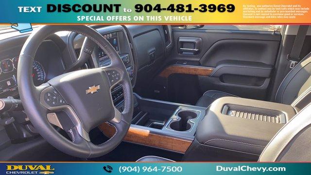 2018 Chevrolet Silverado 2500 Crew Cab 4x4, Pickup #JF119164 - photo 9