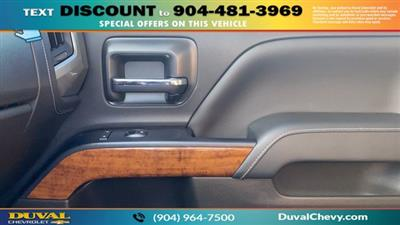 2018 Chevrolet Silverado 2500 Crew Cab 4x4, Pickup #JF119164 - photo 24