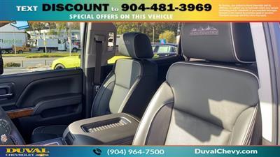 2018 Chevrolet Silverado 2500 Crew Cab 4x4, Pickup #JF119164 - photo 26