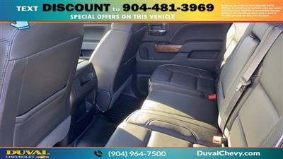 2018 Chevrolet Silverado 2500 Crew Cab 4x4, Pickup #JF119164 - photo 27