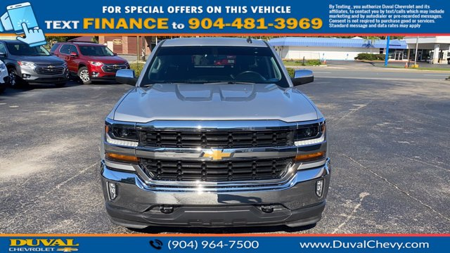 2018 Chevrolet Silverado 1500 Crew Cab 4x4, Pickup #JG531321 - photo 3