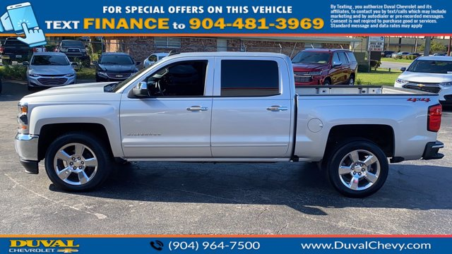 2018 Chevrolet Silverado 1500 Crew Cab 4x4, Pickup #JG531321 - photo 6