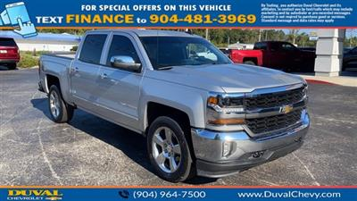 2018 Chevrolet Silverado 1500 Crew Cab 4x4, Pickup #JG531321 - photo 1