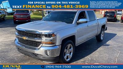 2018 Chevrolet Silverado 1500 Crew Cab 4x4, Pickup #JG531321 - photo 4