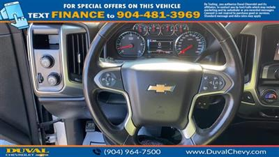 2018 Chevrolet Silverado 1500 Crew Cab 4x4, Pickup #JG531321 - photo 14