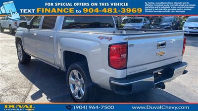 2018 Chevrolet Silverado 1500 Crew Cab 4x4, Pickup #JG531321 - photo 27