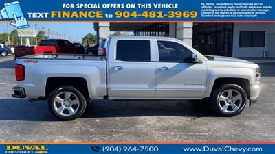 2018 Chevrolet Silverado 1500 Crew Cab 4x4, Pickup #JG531321 - photo 29