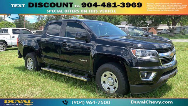 2019 Chevrolet Colorado Crew Cab RWD, Pickup #K1150172 - photo 1