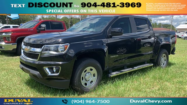 2019 Chevrolet Colorado Crew Cab RWD, Pickup #K1150172 - photo 3