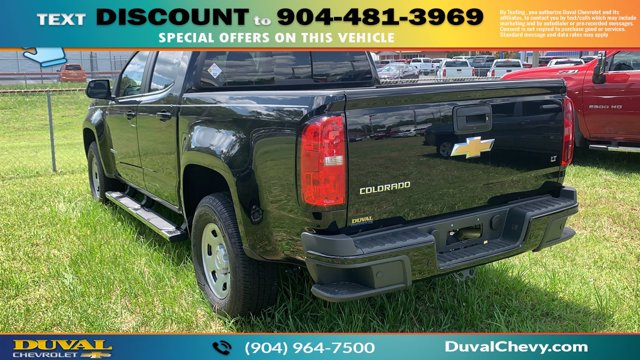 2019 Chevrolet Colorado Crew Cab RWD, Pickup #K1150172 - photo 4