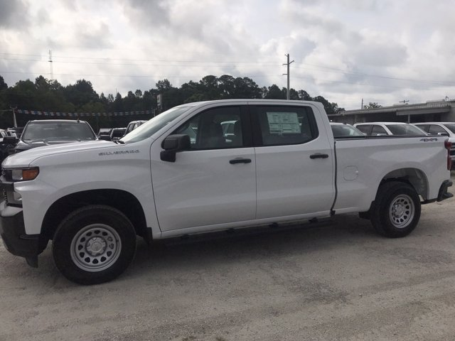 2019 Silverado 1500 Crew Cab 4x4, Pickup #KG269837 - photo 1