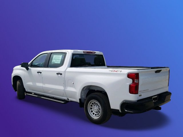 2019 Silverado 1500 Crew Cab 4x4, Pickup #KG273717 - photo 1