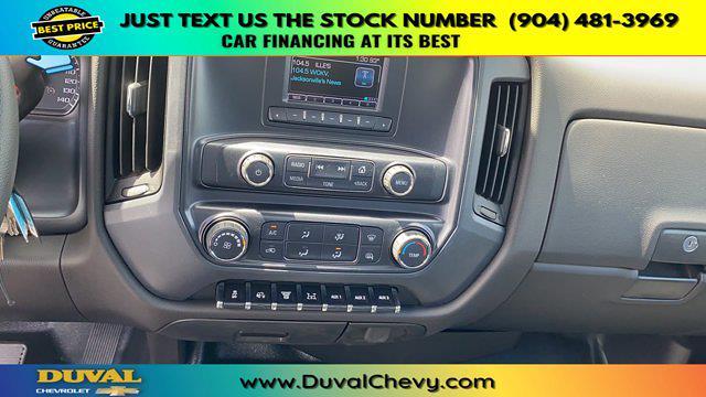 2019 Chevrolet Silverado 4500 Regular Cab DRW RWD, Knapheide Platform Body #KH886091 - photo 11