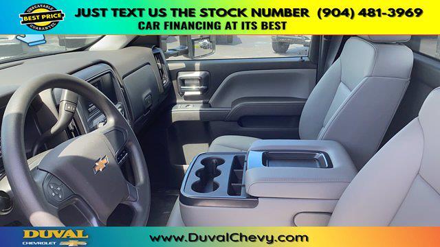 2019 Chevrolet Silverado 4500 Regular Cab DRW RWD, Knapheide Platform Body #KH886091 - photo 6