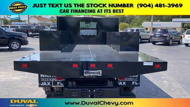 2019 Chevrolet Silverado 4500 Regular Cab DRW 4x2, Knapheide Platform Body #KH886091 - photo 1