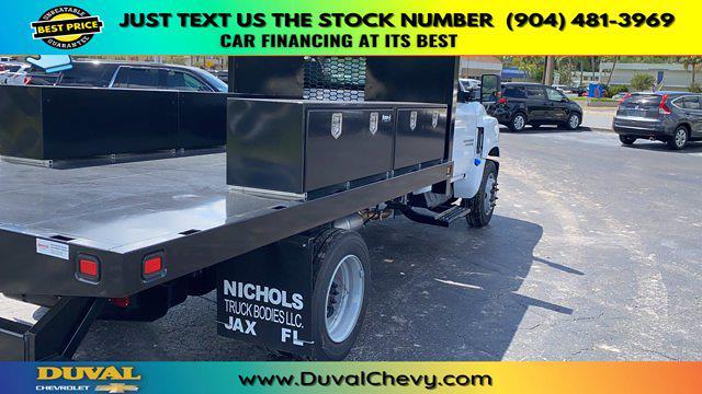 2019 Chevrolet Silverado 4500 Regular Cab DRW 4x2, Knapheide Platform Body #KH886091 - photo 28