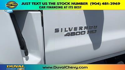 2019 Chevrolet Silverado 4500 Regular Cab DRW RWD, Knapheide Platform Body #KH886091 - photo 4