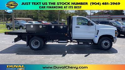 2019 Chevrolet Silverado 4500 Regular Cab DRW RWD, Knapheide Platform Body #KH886091 - photo 18