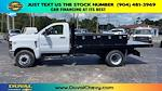 2019 Chevrolet Silverado 4500 Regular Cab DRW RWD, Knapheide Platform Body #KH886091 - photo 7