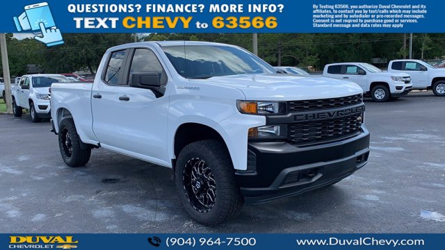 2019 Chevrolet Silverado 1500 Double Cab 4x4, Pickup #KZ397641 - photo 1