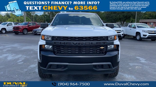2019 Chevrolet Silverado 1500 Double Cab 4x4, Pickup #KZ397641 - photo 4