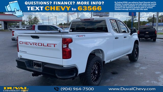 2019 Silverado 1500 Double Cab 4x4, Pickup #KZ397641 - photo 25