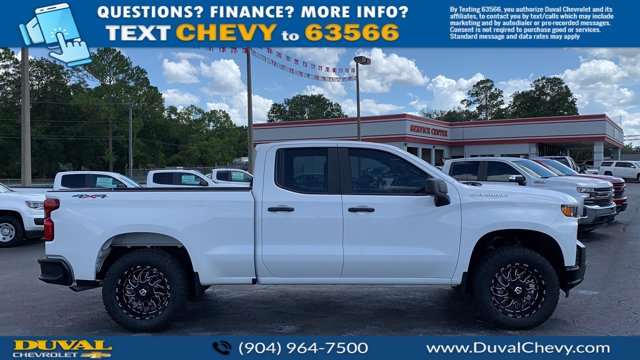 2019 Chevrolet Silverado 1500 Double Cab 4x4, Pickup #KZ397641 - photo 26