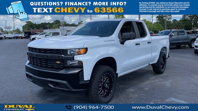 2019 Chevrolet Silverado 1500 Double Cab 4x4, Pickup #KZ397641 - photo 3