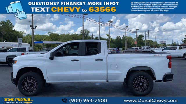 2019 Chevrolet Silverado 1500 Double Cab 4x4, Pickup #KZ397641 - photo 5