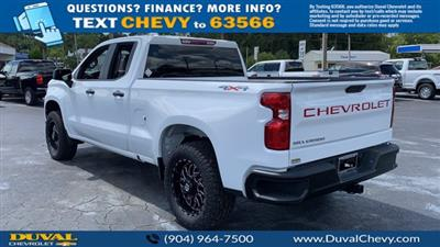 2019 Chevrolet Silverado 1500 Double Cab 4x4, Pickup #KZ397641 - photo 22